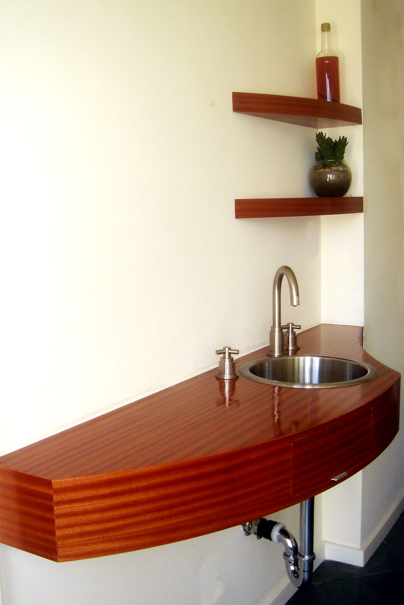 Jutsky Wet Bar Rowla Studios Kitchen Bath Furniture