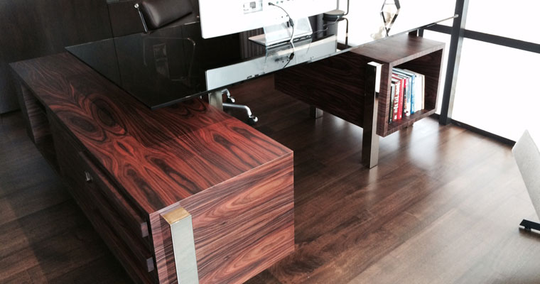 Preview - Rosewood Desk